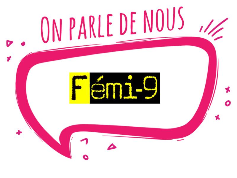 Fémi 9 – Sept-Nov 2017