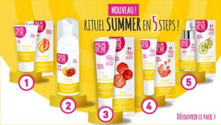 Quelle routine de soin visage adopter en été ?