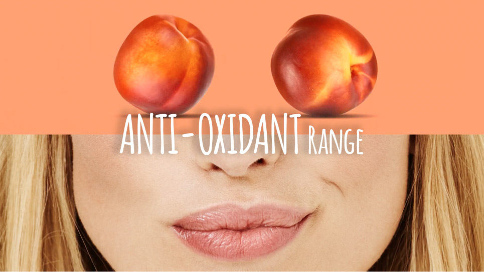 Anti-oxidant Range