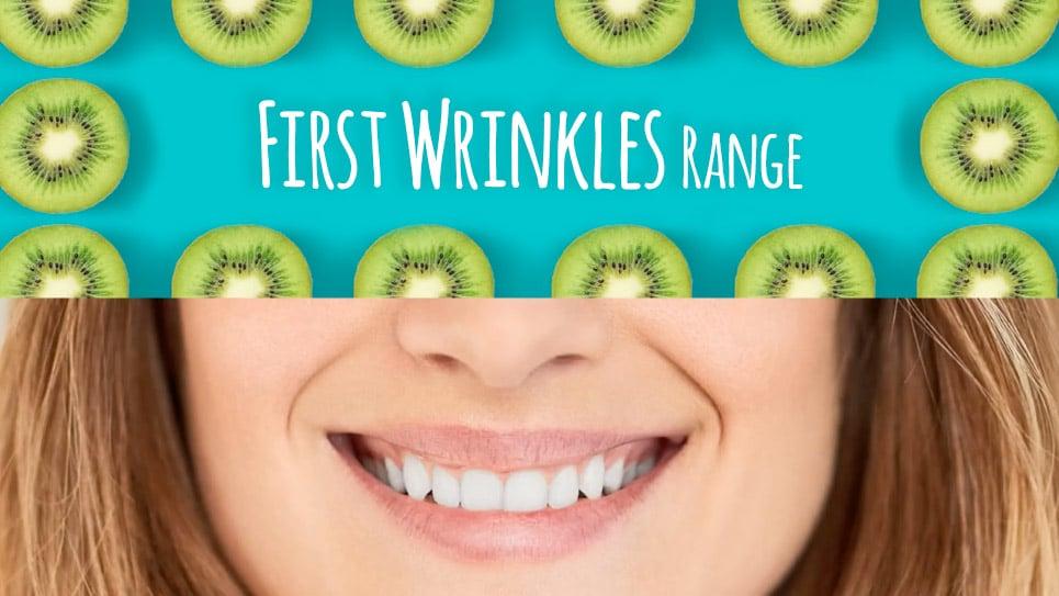 First Wrinkles Range
