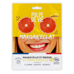 Masque illuminant bio - Margar'éclat