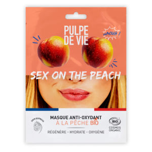 Masque anti-oxydant bio - Sex on the Peach