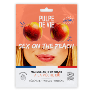 Sex on the Peach Mask