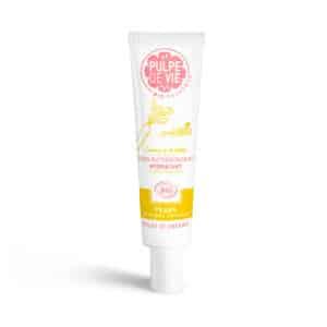 crème hydratante visage hâle progressif bio