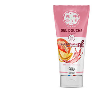 Gel Douche Tonifiant Naturel & Biodégradable