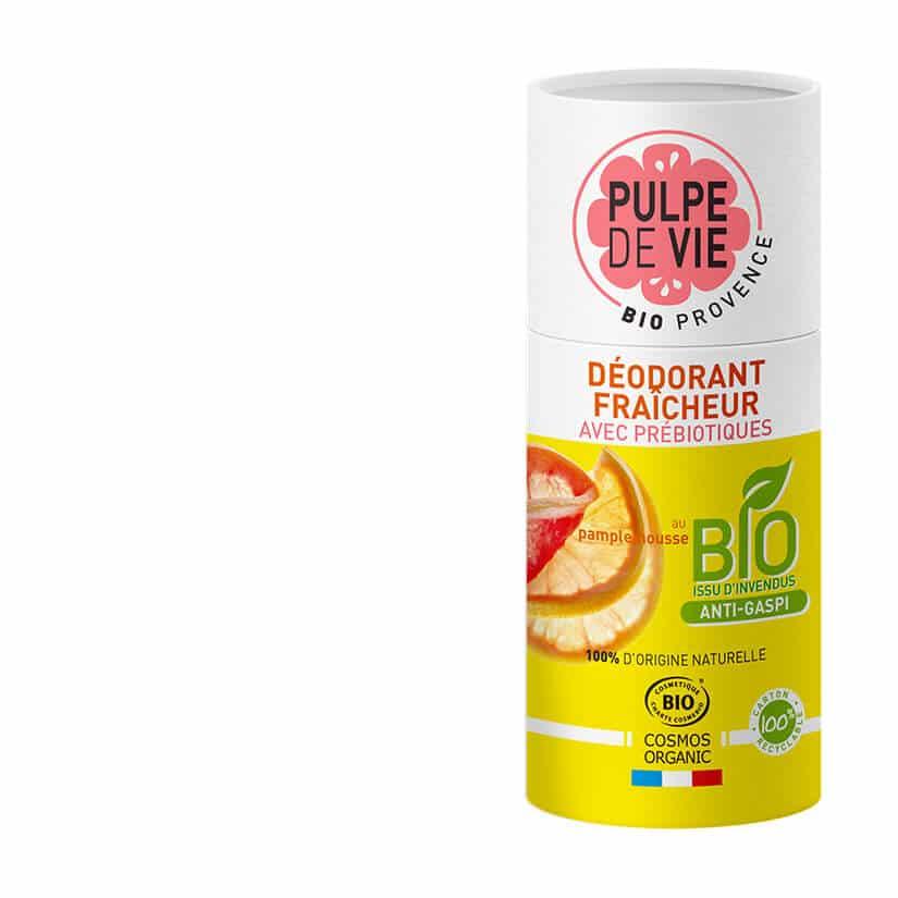 Déodorant bio efficace