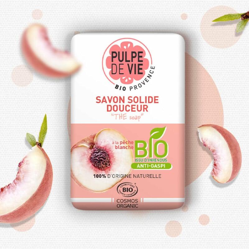 Savon Bio 100% Naturel